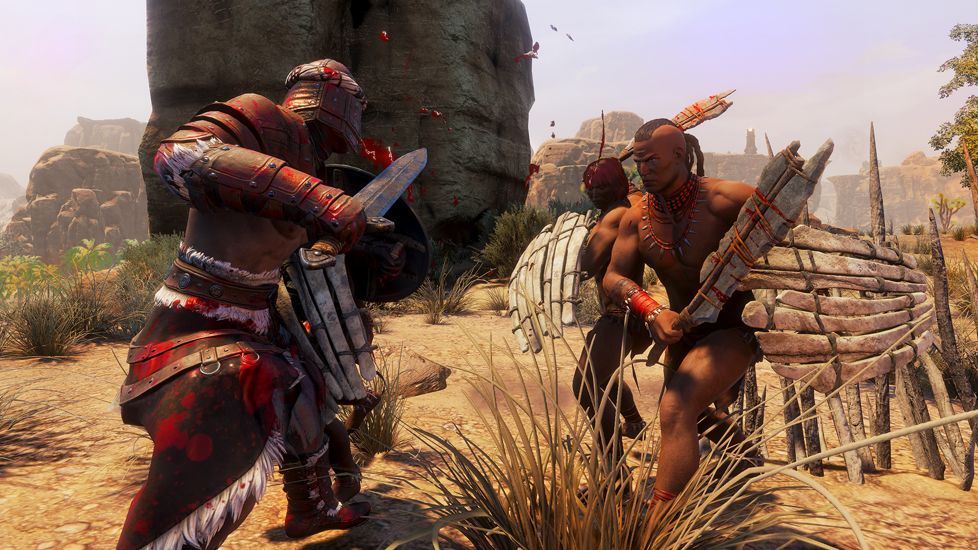 Conan Exiles is available on Steam Early Access.