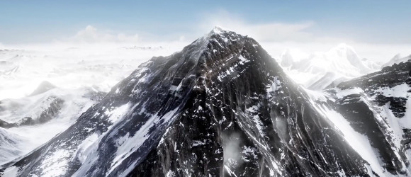 Solfar Studio used 3D scans of Mount Everest in VR.