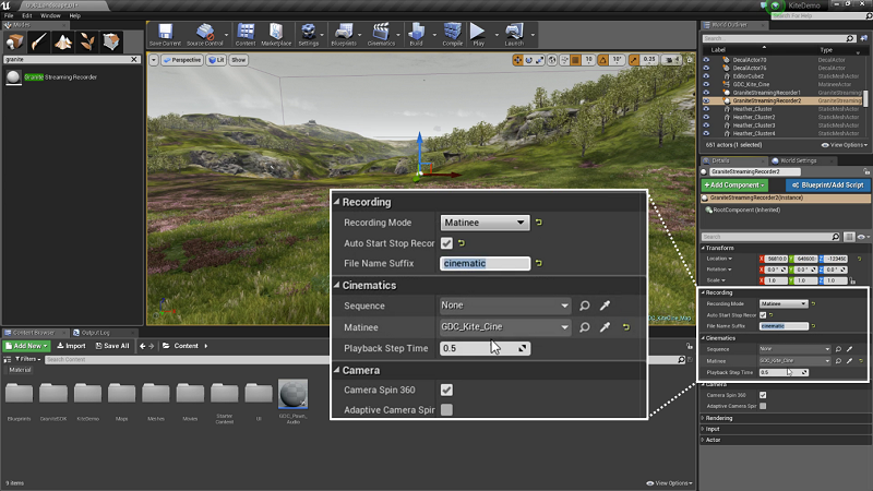 Auto Removing Unseen Texture Detail   Graphine   Texture streaming