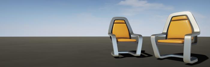 Granite for Unreal Seats